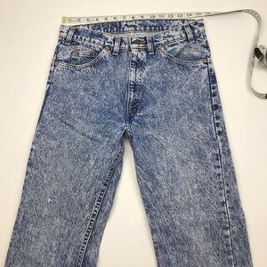 Levi's Jeans - Vintage LEVI'S 550 High Waist Acid Wash Re/Done